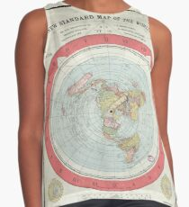 Flat Earth Contrast Tank