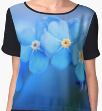 Forget me not... Chiffon Top