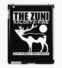 THE ZUNI iPad Case/Skin