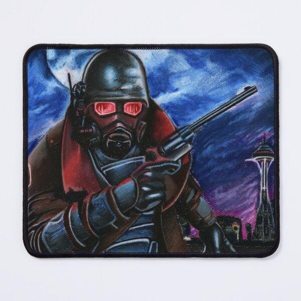 Fallout New Vegas NCR Ranger Art Mouse Pad