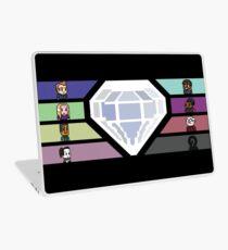 Pixel White Diamond | Community Laptop Skin