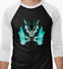 Pokemon - Alolan Marowak Skull Men's Baseball ¾ T-Shirt