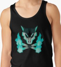 Pokemon - Alolan Marowak Skull Men's Tank Top