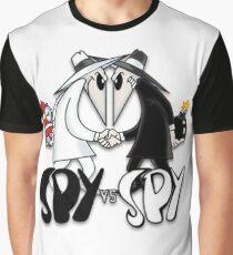 SPY VS SPY Graphic T-Shirt