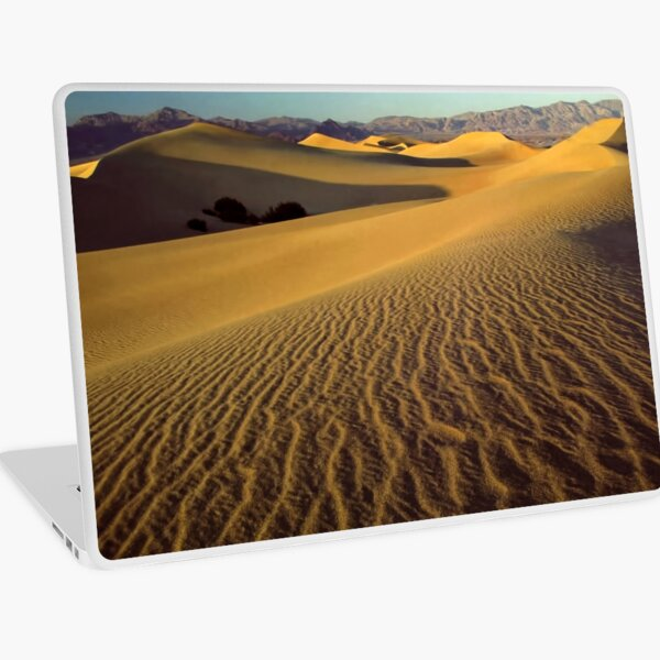 Death Valley Dunes #2 Laptop Skin