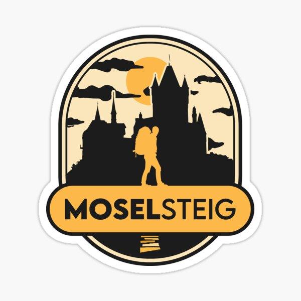 Moselsteig - Germany Sticker