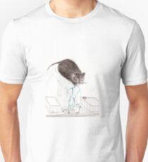 Thunder Cloud Kitty Unisex T-Shirt