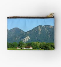 Germany, Bavaria, Countryside, Studio Pouch