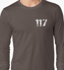 Spartan 117 - Master Chief Long Sleeve T-Shirt