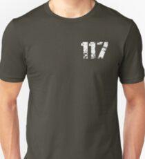 Spartan 117 - Master Chief Unisex T-Shirt