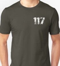 Spartan 117 - Master Chief Slim Fit T-Shirt