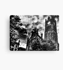 The Guildhall, Derry City, Northern Ireland Metal Print