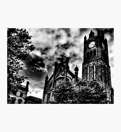 The Guildhall, Derry City, Northern Ireland Photographic Print
