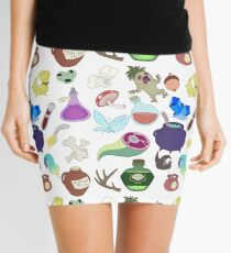 Potions and Potions Mini Skirt