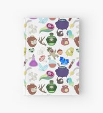 Potions and Potions Hardcover Journal
