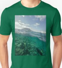 The Underwater Beauty of Manado Tua in Indonesia Unisex T-Shirt