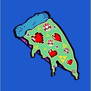 Pizza & Spiele ver.NationalPizzaDay von Schwaz