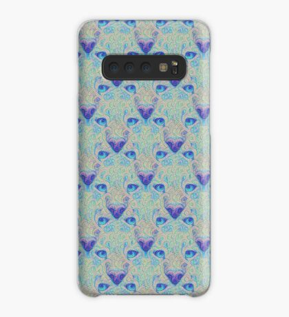 Ice Spirit #DeepDreamed Case/Skin for Samsung Galaxy