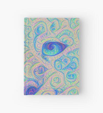 Ice Spirit #DeepDreamed Hardcover Journal