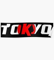 Simplistic Tokyo Poster