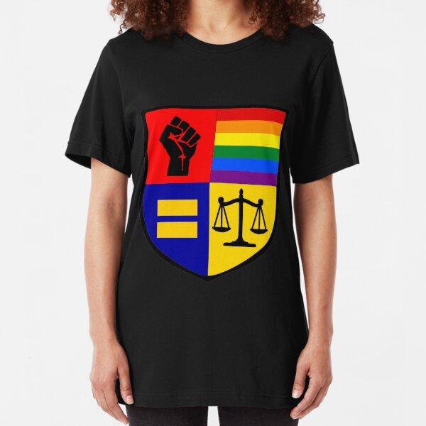 Social Justice Warrior Slim Fit T-Shirt