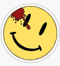 Who Watches the Watchmen Sticker