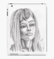 Zoe Kravitz iPad Case/Skin