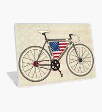 Love Bike, Love America Laptop Skin