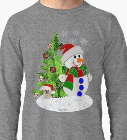 Lets build a Snowman ( 199 Views) Lightweight Sweatshirt