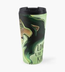 Long Live The King Travel Mug