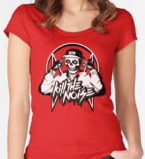 OWSLA - Kill The Noise Women's Fitted Scoop T-Shirt