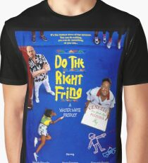 Do the Right Fring Graphic T-Shirt