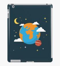 Earth Planet iPad Case/Skin