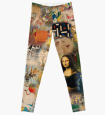 History's Art Leggings