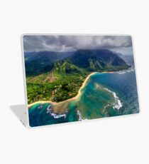 Tunnels Beach HDR Laptop Skin