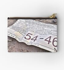 54-46 Was My Number Studio Pouch