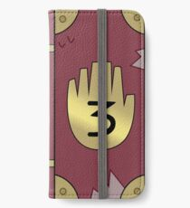 Gravity Falls // Journal 3 iPhone Wallet