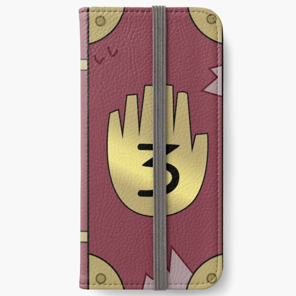 Gravity Falls // Journal 3 iPhone Wallet