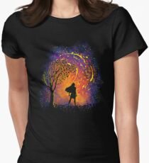 Colours Of The Wind Women's Fitted T-Shirt
