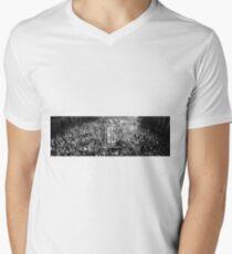 asap rocky, kanye west concert long sleeve shirts Men's V-Neck T-Shirt