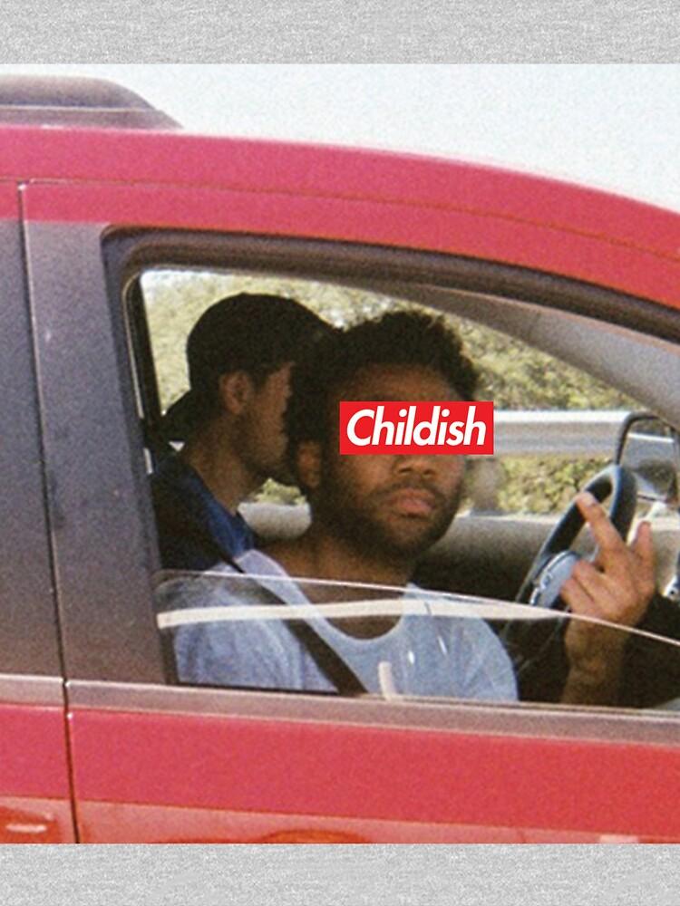 Childish Gambino - Childish [Logo]   Sweatshirt
