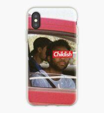 Childish Gambino - Childish [Logo] iPhone Case