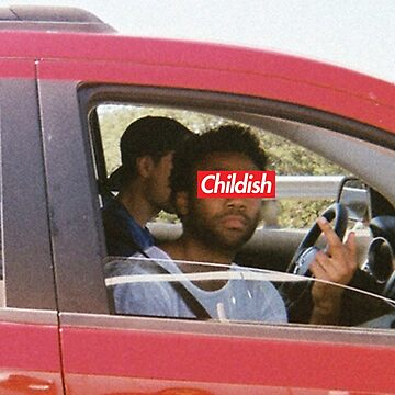 Childish Gambino - Childish [Logo] by ernestnmtn