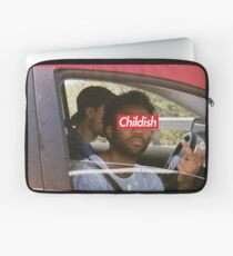 Childish Gambino - Childish [Logo] Laptop Sleeve