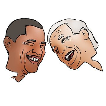 BrObama and Bro Biden by pixelphase