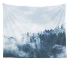 So Far From Safe #redbubble #home #decor #tapestry #clocks Wall Tapestry