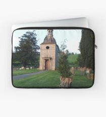 St Mary's Church, Mapleton  Laptop Sleeve