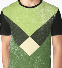 Peridot Faded Graphic Graphic T-Shirt