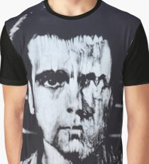 Peter Gabriel Art Rock Graphic T-Shirt