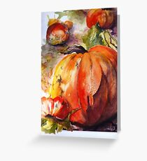 Pupkin Patch Greeting Card